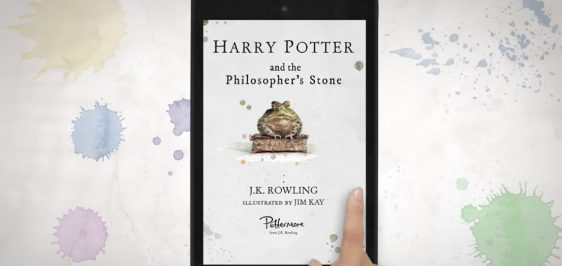 Amazon Harry Potter