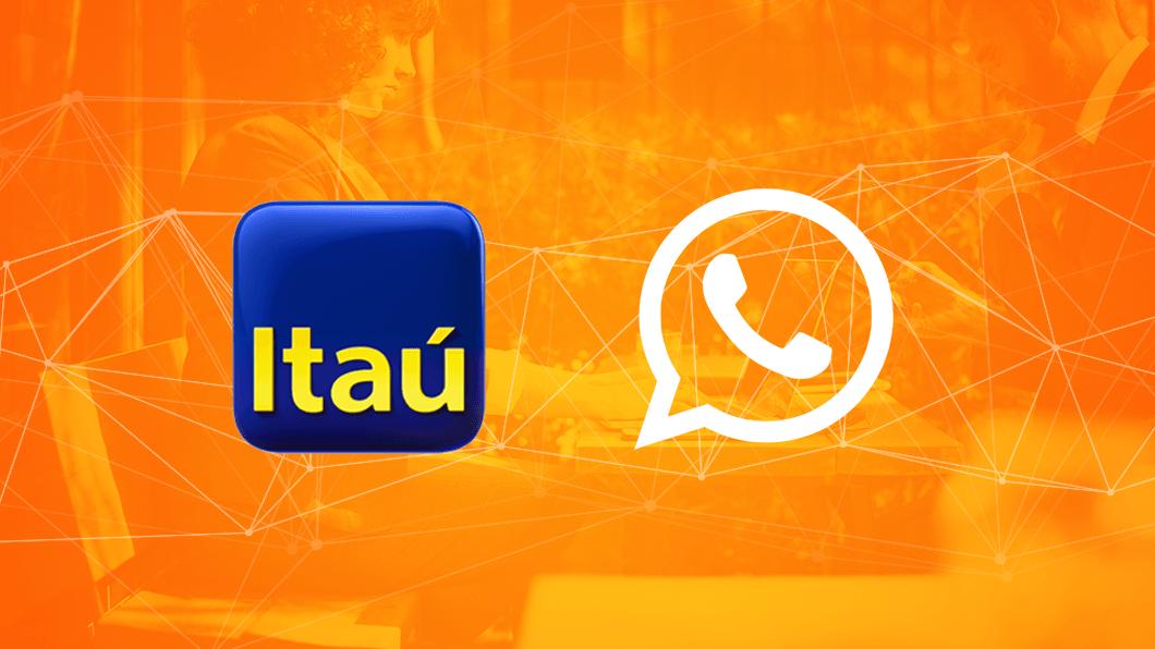 Ita inicia testes para whatsapp de empresas no brasil for Banco itau