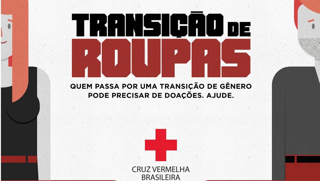 """7280404e0d7 """"Transição de Roupas""""  campanha incentiva doação de roupas a transgêneros"""