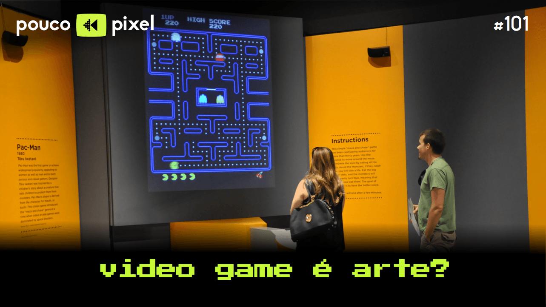 Capa - Video game é arte?, tomo 2