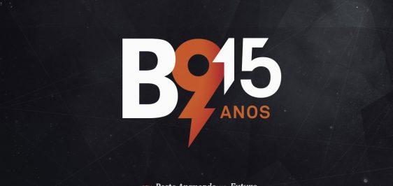 B9 15 anos