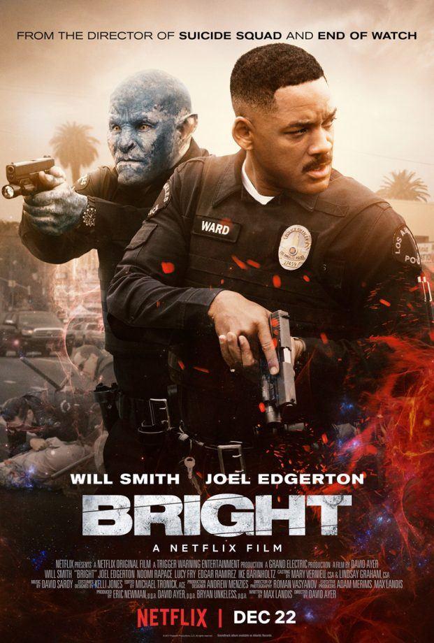 Bright é Rocambole Nada Gostoso De Fantasia E Perseguição Policial