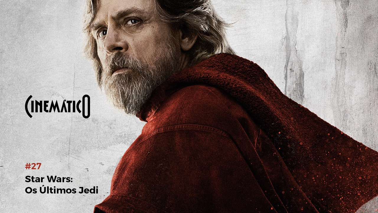 Capa - Star Wars: Os Últimos Jedi