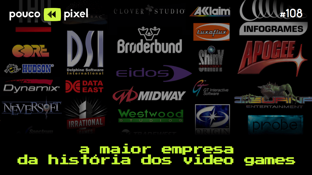Capa - A maior empresa da história dos video games