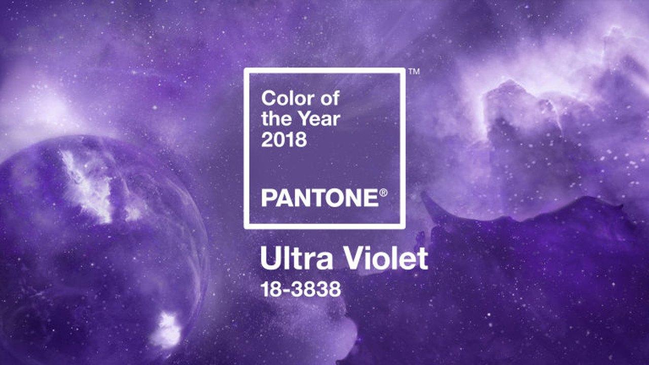 Resultado de imagem para cor ultra violet