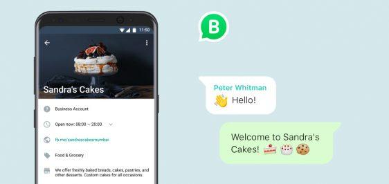 WhatsApp B
