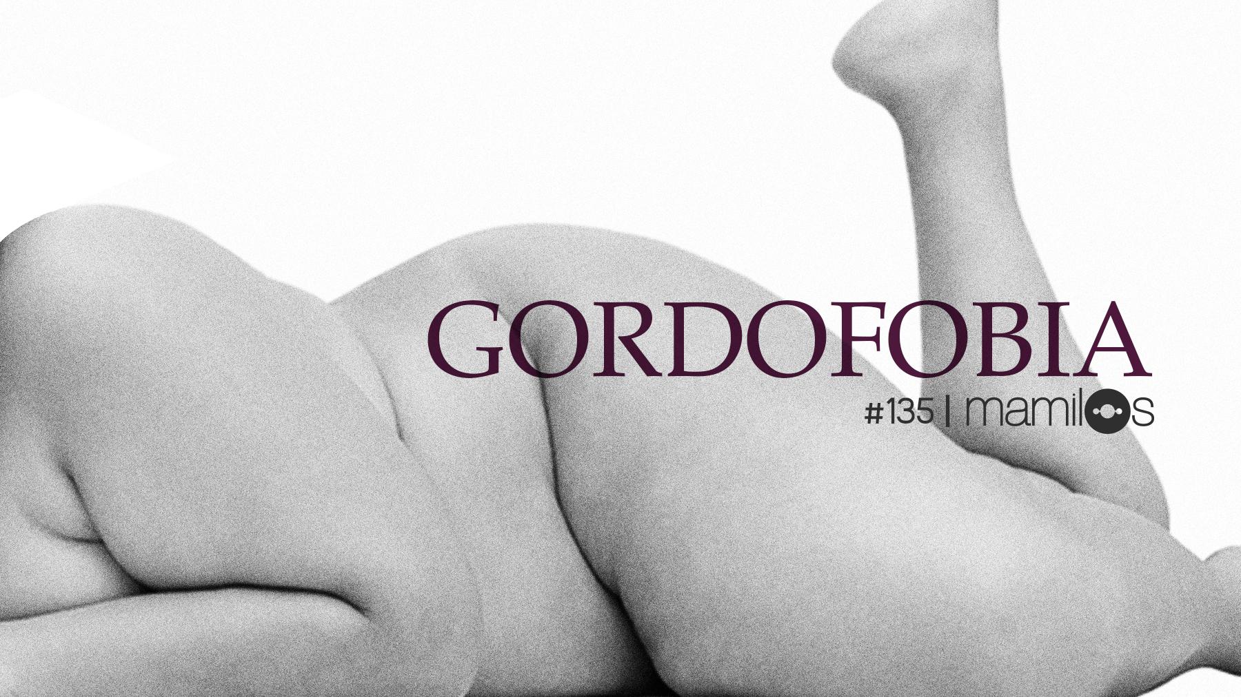 Capa - Gordofobia