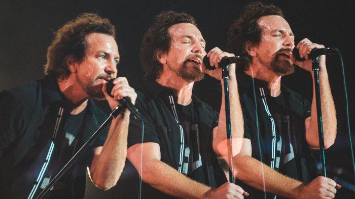 Lollapalooza Brasil Eddie Vedder