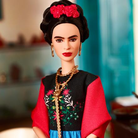Barbie-Frida-Kahlo