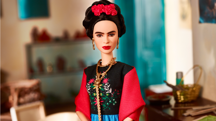 Barbie-Frida-Kahlo