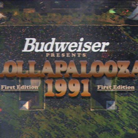 Budweiser-Lollapalooza