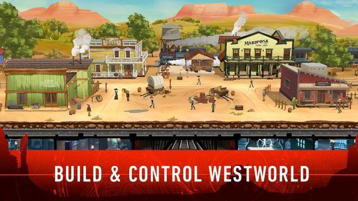 Game-Westworld