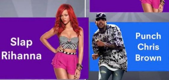 Rihanna-Snapchat