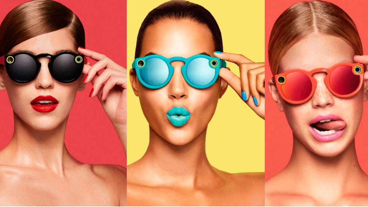Snap apresenta nova versão do óculos Spectacles