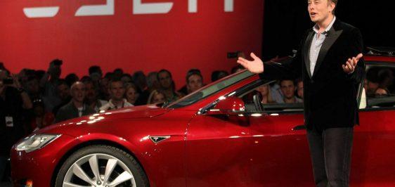 Tesla-açoes