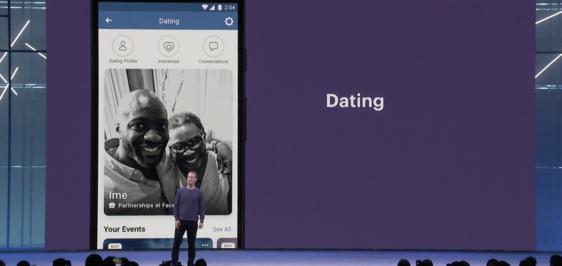 Facebook-Dating