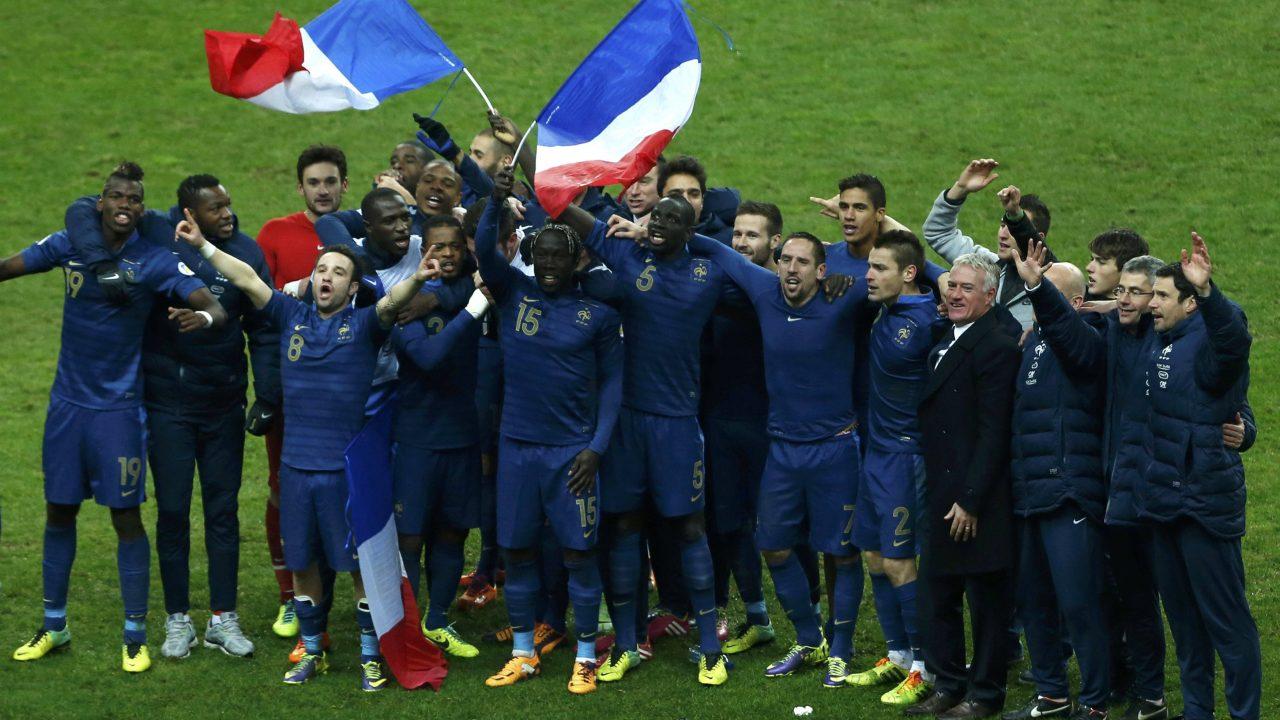 França será a grande campeã da Copa do Mundo 2018 25f1f3bb1d473
