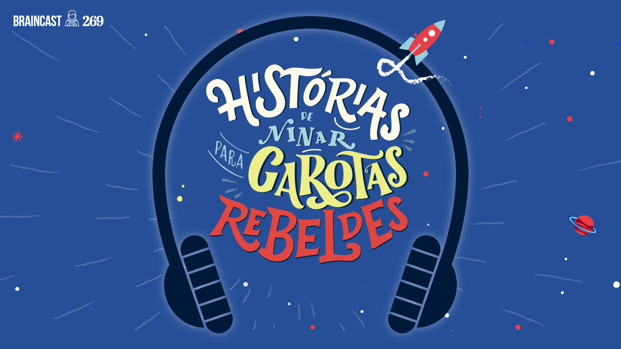Capa - Histórias de Ninar para Garotas Rebeldes
