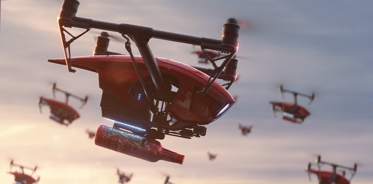 Drones são os grandes protagonistas do primeiro comercial da Budweiser para a Copa do Mundo 2018