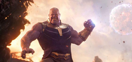 MARVEL'S AVENGERS: INFINITY WARJosh Brolin as Thanos
