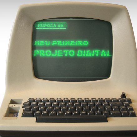 Mupoca 85 - Meu primeiro projeto digital