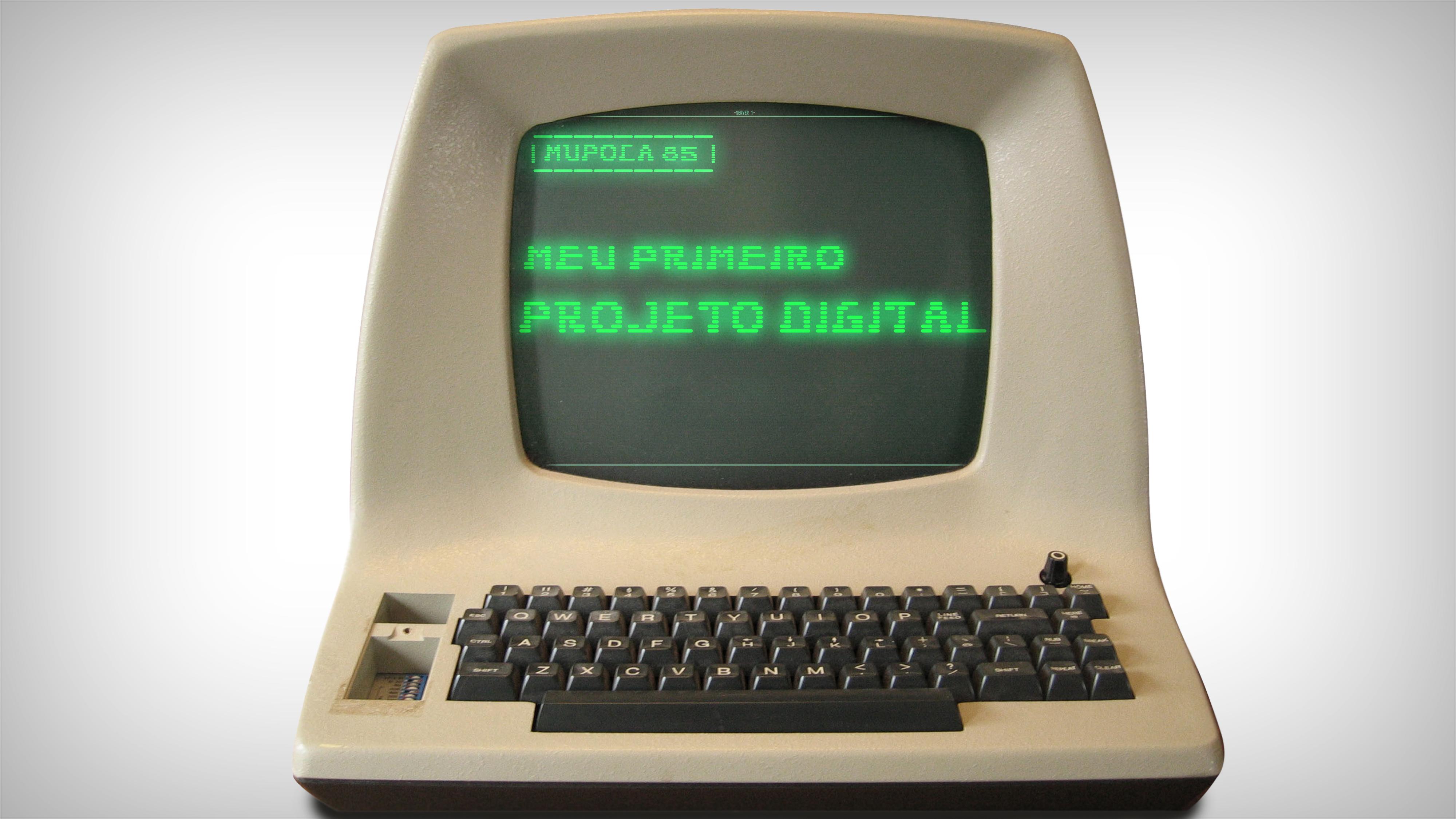Mupoca #085 – Meu primeiro projeto digital