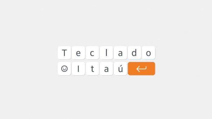 Teclado-Itau
