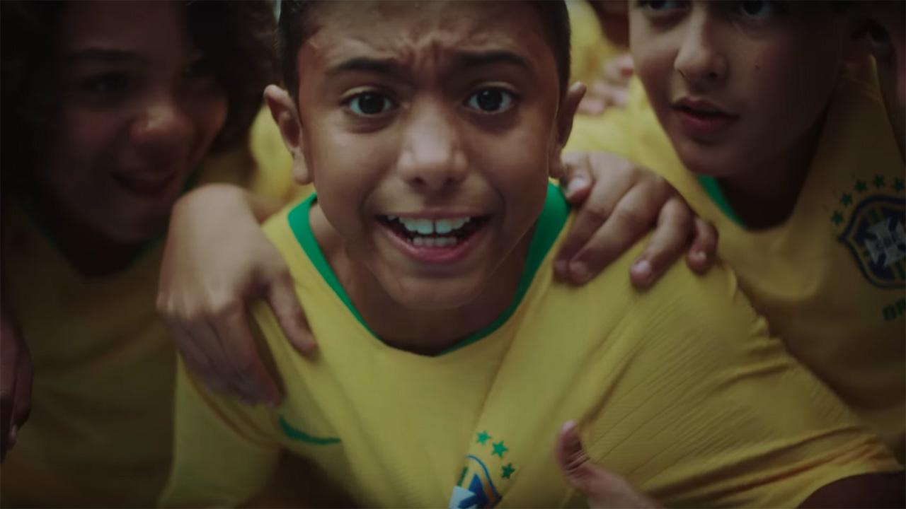 4699657ae1  Brasileiragem  Nike estreia campanha para Seleção na Copa do Mundo 2018