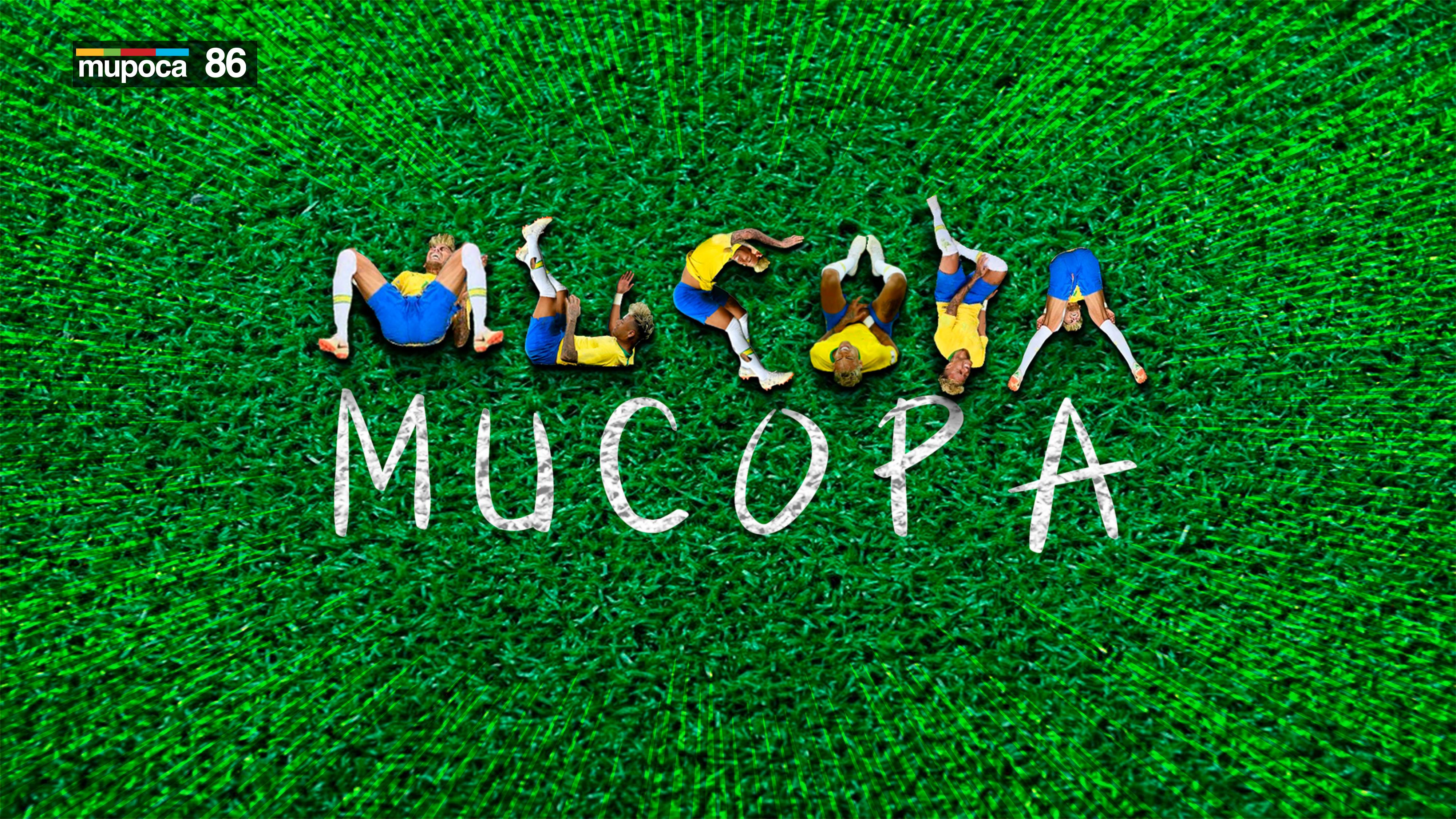 Mupoca 086 - MUCOPA, o programa sobre a Copa do Mundo