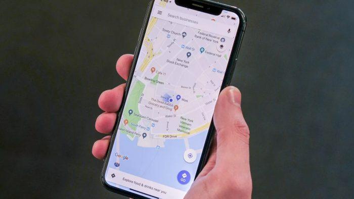Google-localizaiio