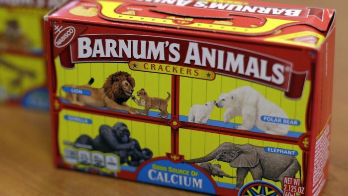 Animal Crackers Uncaged