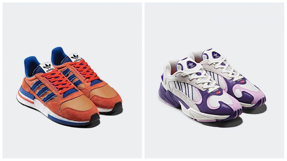 Adidas lança coleção especial e inspirada em Dragon Ball Z