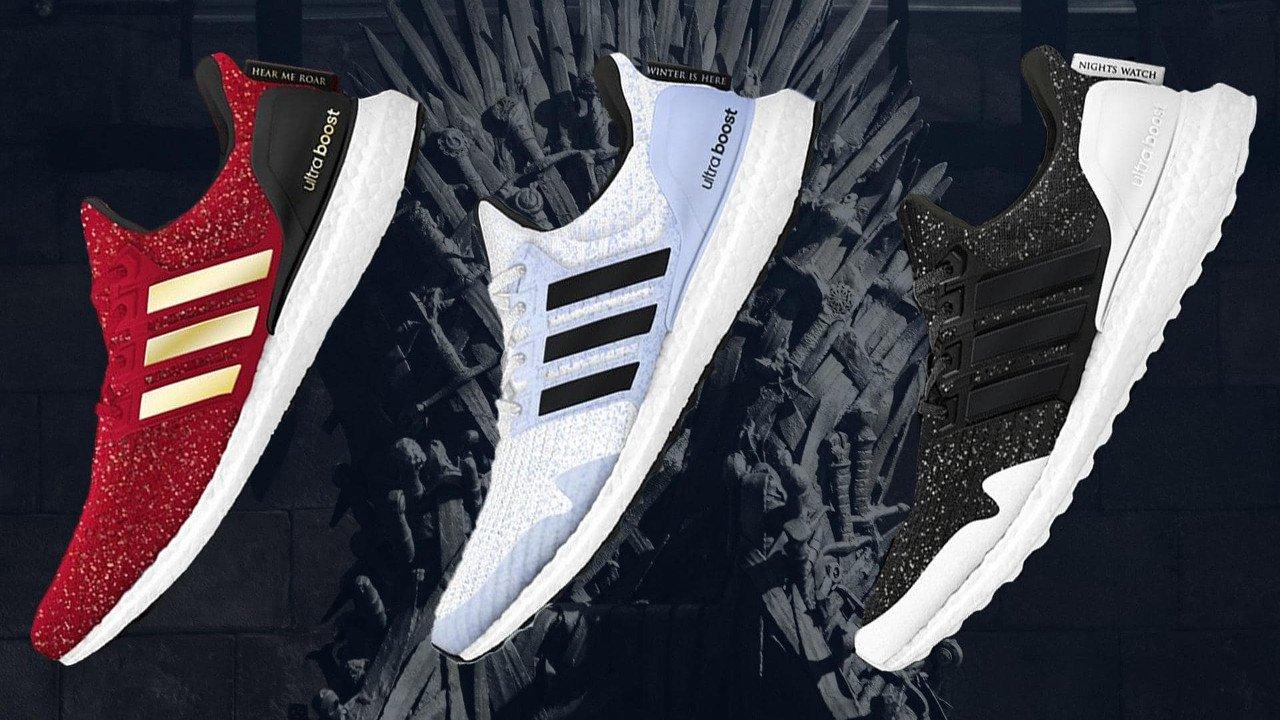 Adidas lança seis tênis inspirados em Game Of Thrones | Capricho