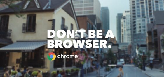 Google-Dont-Be-a-Browser