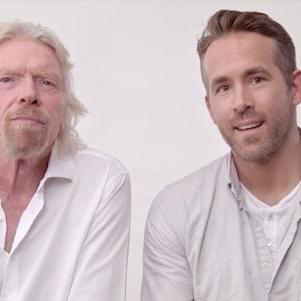 Richard-Branson-e-Ryan-Reynolds