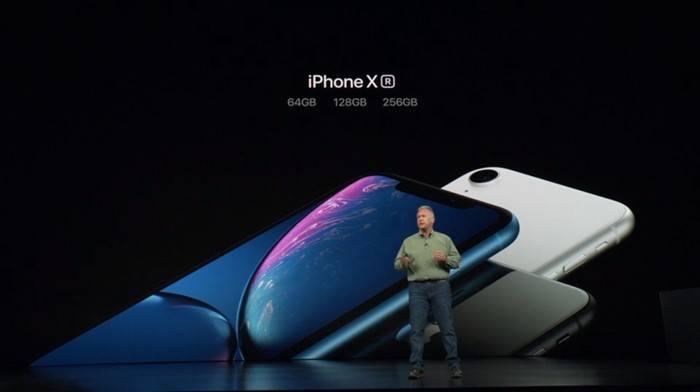 Apple anuncia os iPhones XS, XS Max e XR