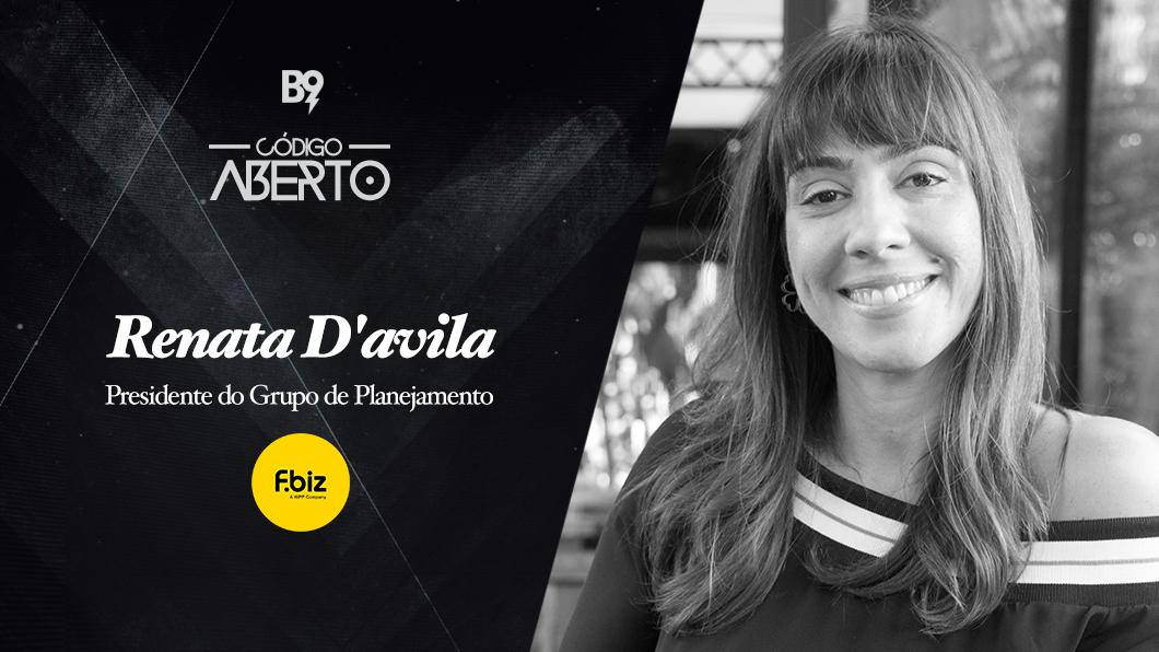 Capa - Renata d'Ávila, Presidente, Grupo de Planejamento