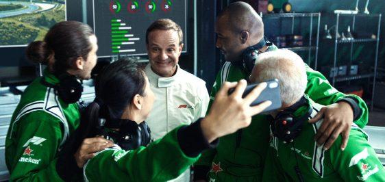 Heineken-Barrichello