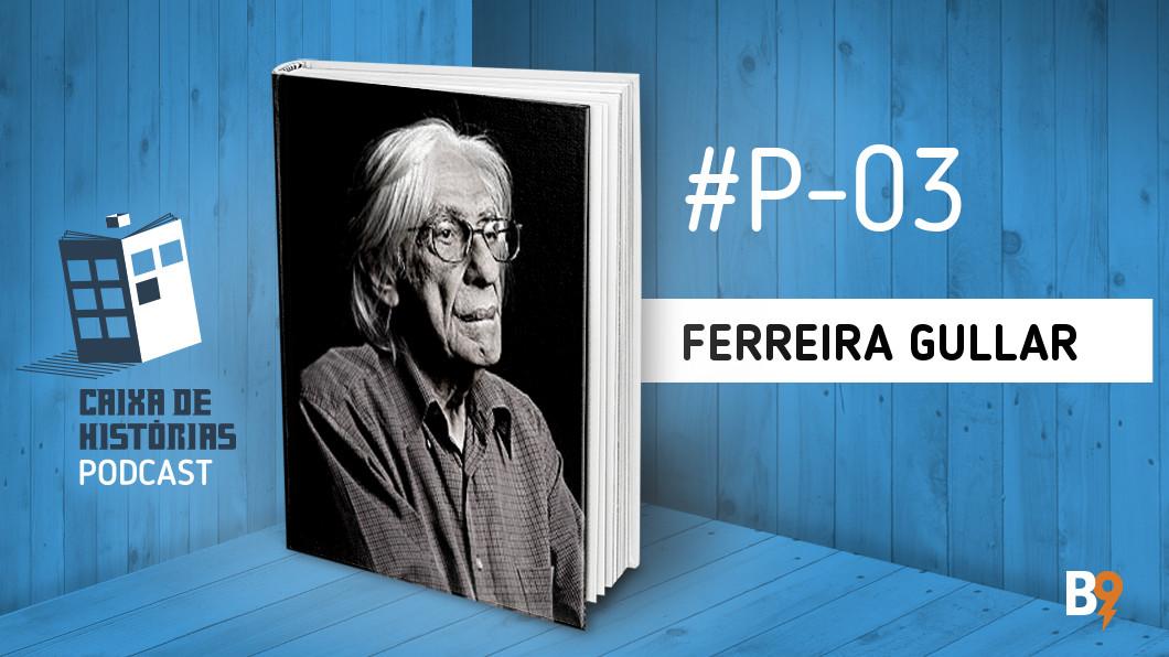 Capa - Poesia 03 – Ferreira Gullar