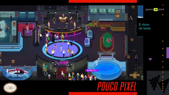 Pouco Pixel 137 – É ritmo de festa