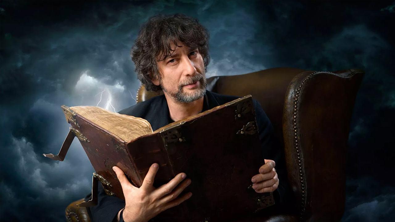 Neil Gaiman fecha acordo de exclusividade com Amazon Studios