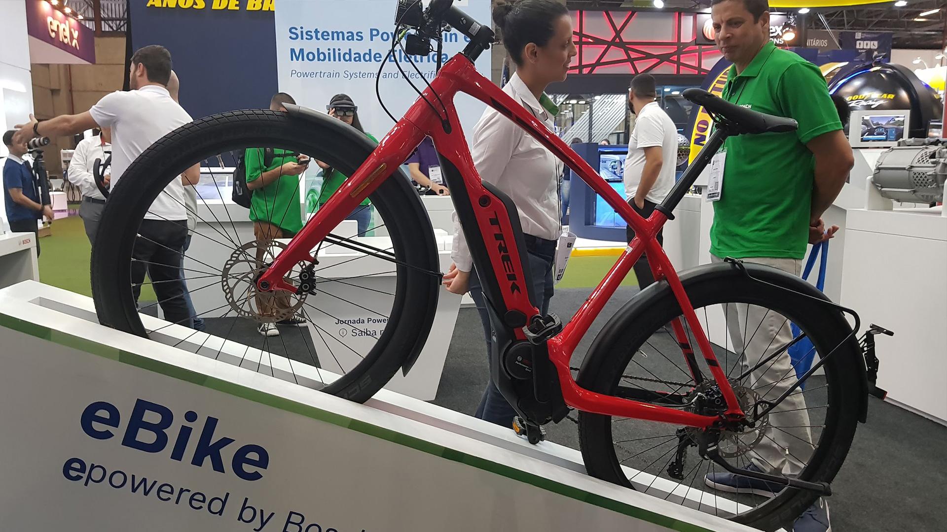 Bike Powered by Bosch