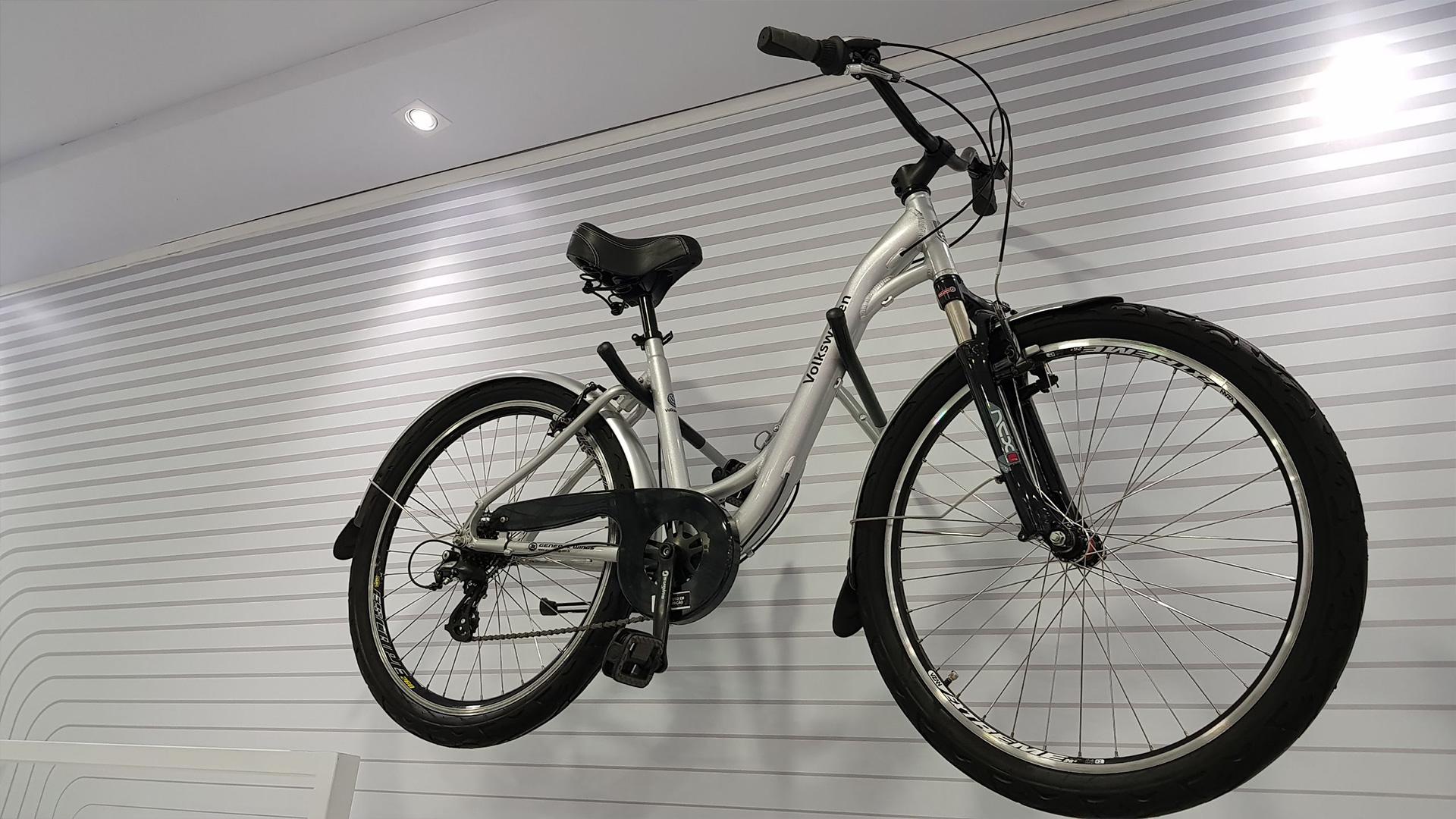 Bicicleta elétrica da Volkswagen