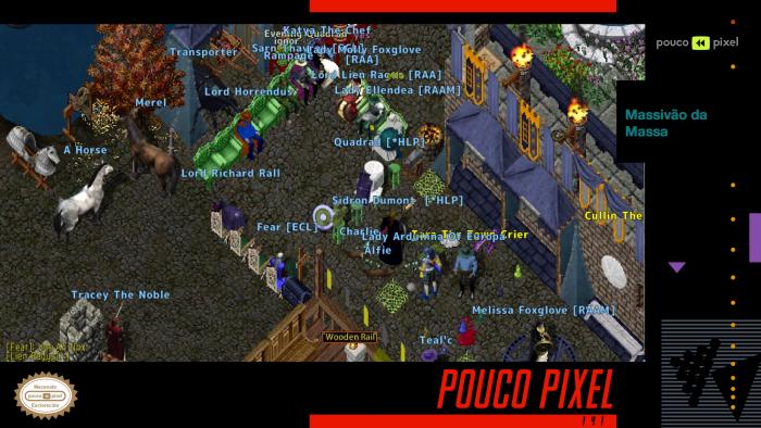 Pouco Pixel 141 – Massivão da Massa