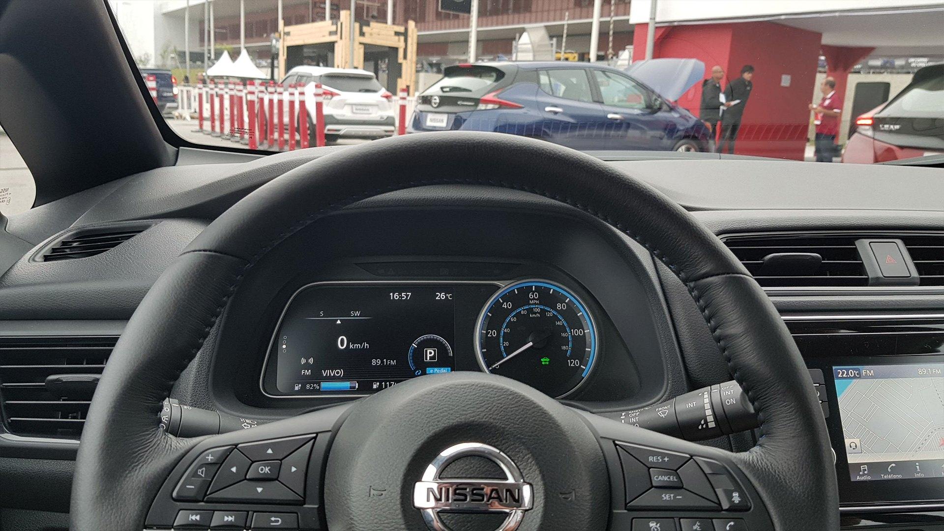 Nissan Leaf - Test Drive