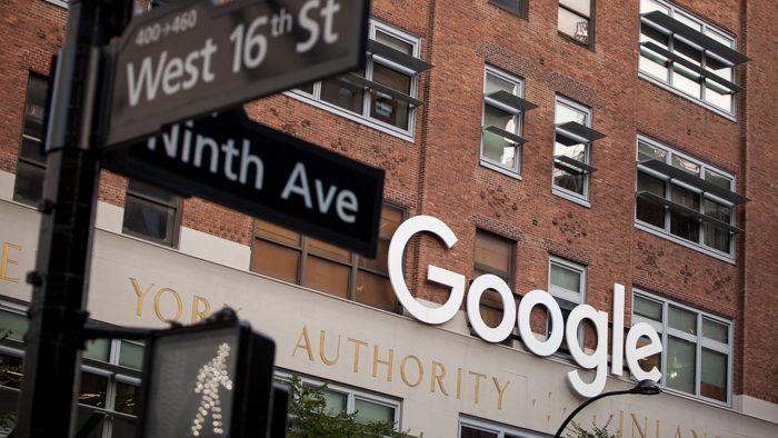 Google-Nova-York