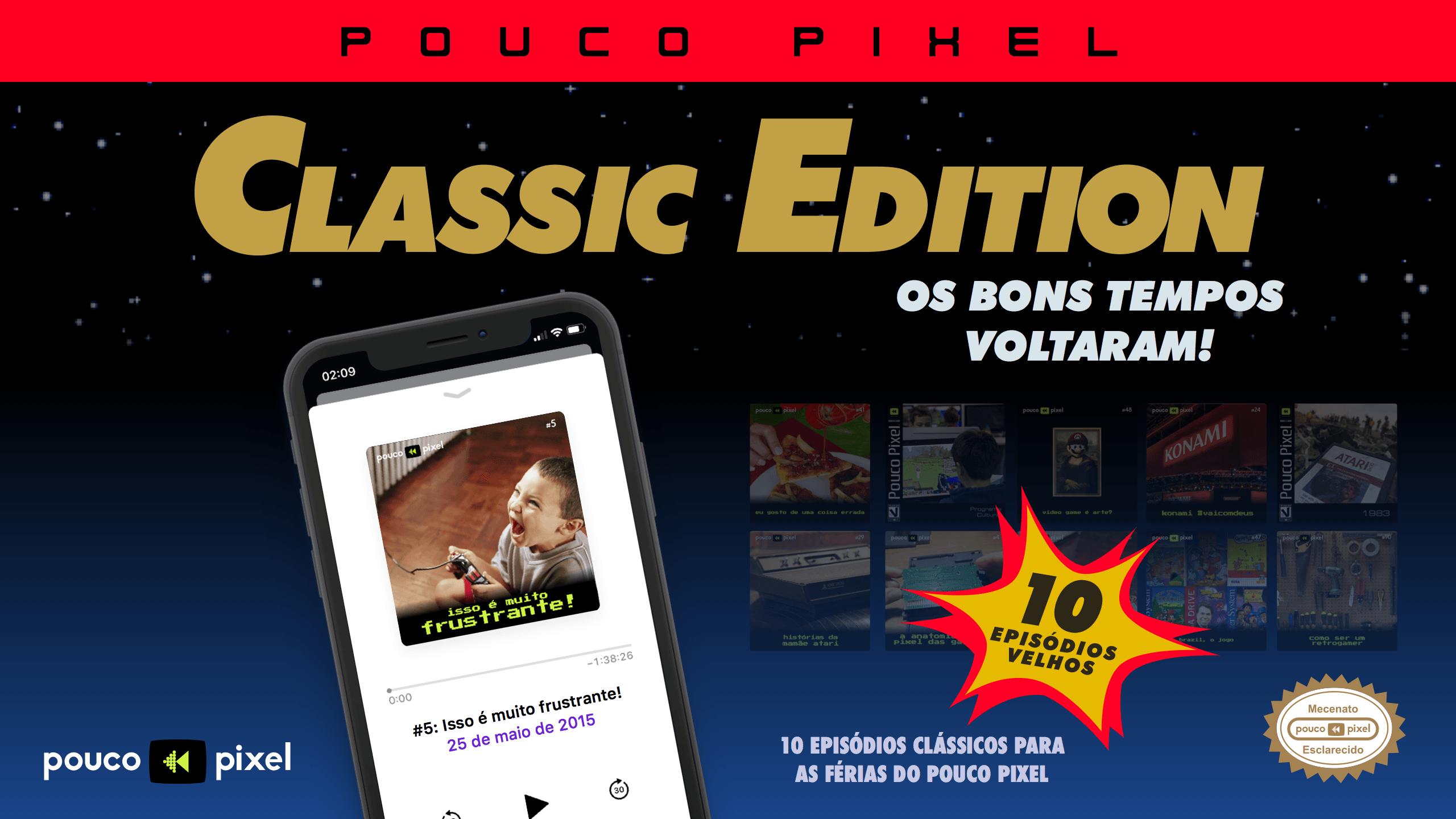 Pouco Pixel Classic Edition 8 – Isso é muito frustrante!