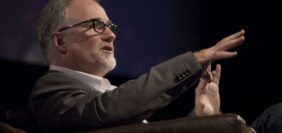 A Life in Pictures: David Fincher, BFI, London, Britain – 19 Sep 2014