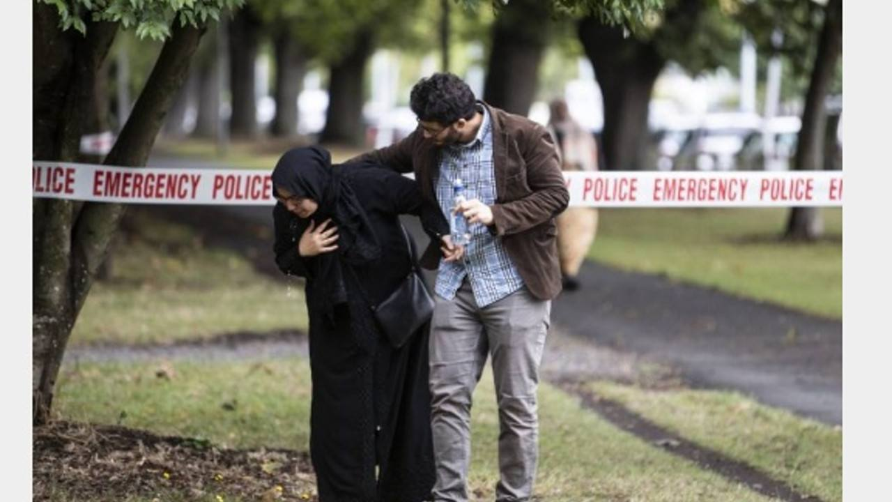 Nova Zelandia Ataque: Transmissão Ao Vivo De Ataques A Mesquitas Da Nova