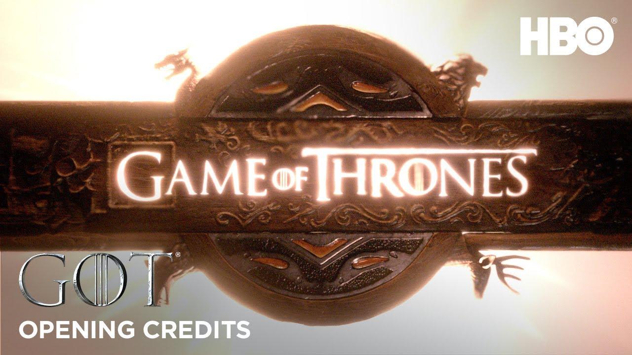 GoT Abertura Oitava Temporada Game of Thrones Final